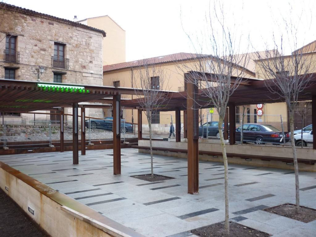 PL La Leña - Obras Públicas